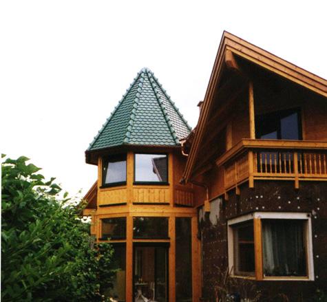 Eindeckung dach